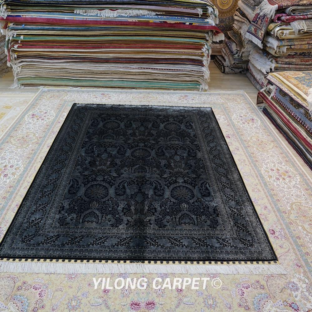 Yilong 6'x9 'հյուրասենյակի գորգը ձեռնամուխ - Տնային տեքստիլ - Լուսանկար 2