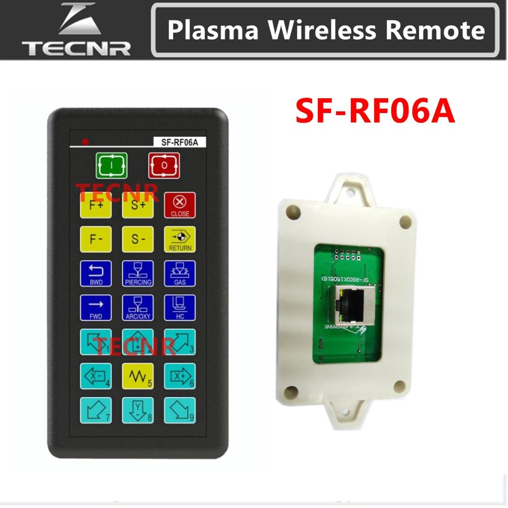 Wireless Remote Controller SF-RF06A For Plasma Cutting Controller System SF-2300S SF-2100C Flame Cutting Machine
