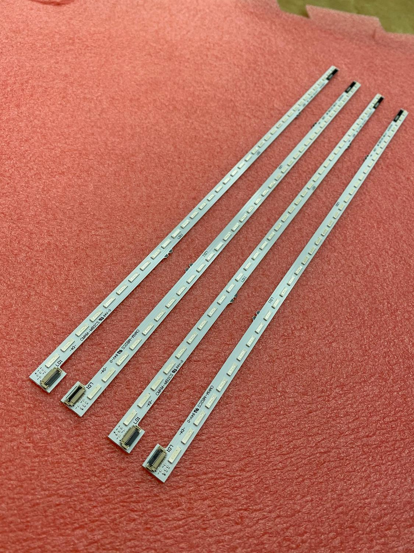 New Kit 4 PCS 36LED 340mm LED Backlight strip for Sony KDL-55W900A KDL-55W905A R L 61 P61.P8302G001 NLAC20217L NLAC20217R