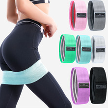 Rubber-Bands Fitness-Equipment Training-Workout Yoga-Resistance Sports Pilates Outdoor