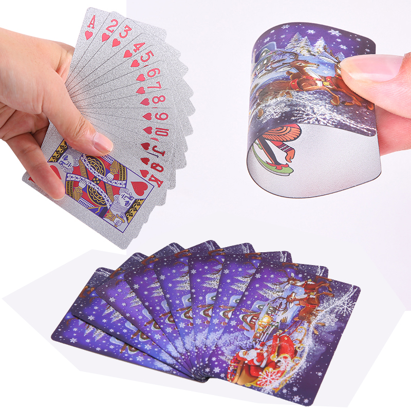 christmas-plastic-playing-cards-waterproof-gold-pvc-font-b-poker-b-font-game-cards-collection-durable-creative-gift-card-plastic-font-b-poker-b-font-cards