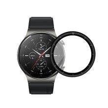 Изогнутая Защитная пленка для huawei watch gt 2 pro ecg 2e полная