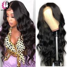13x6 peruca dianteira do laço da onda do corpo 13x4 peruca frontal do laço perucas brasileiras do cabelo humano remy 5x5 perucas do fechamento do laço mstoxic para mulher