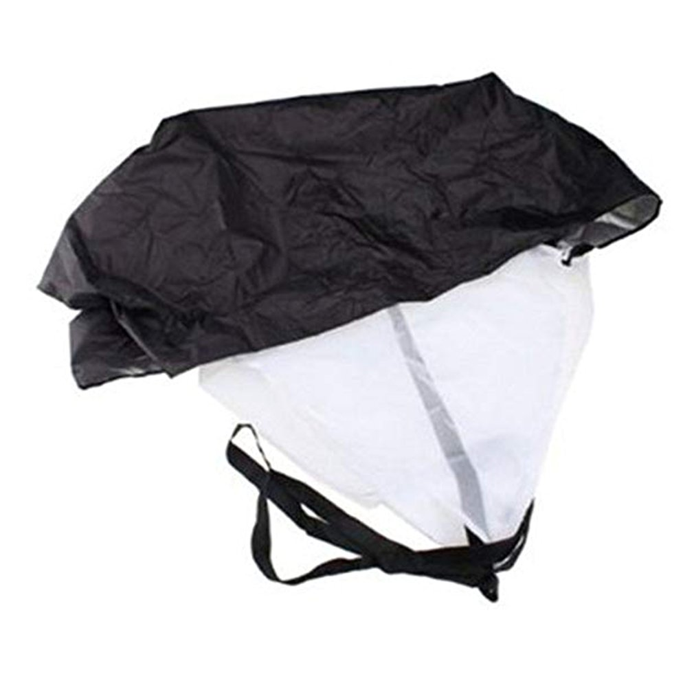 Sport Parachute Resistance Parachute Neutral Cloth 45.72 Cm Improve Speed Endurance Strength And Accelleration