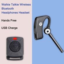 Headphones Kenwood Bluetooth Baofeng uv-5r Wireless Earpiece Walkie-Talkie Retevis UV82