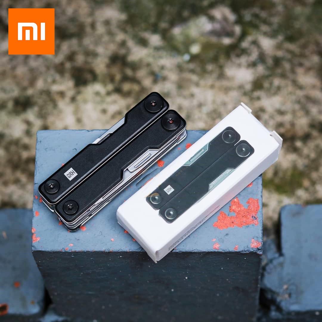 XIAOMI Mijia 10 в 1 инструменты многофункциональные инструменты складные плоскогубцы для кемпинга туризма Велоспорт портативные ножницы Открыва...