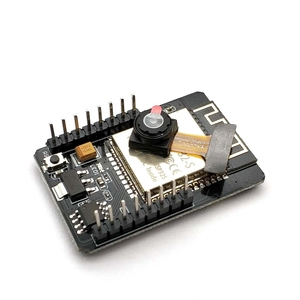 Image 4 - ESP32 CAM WiFi модуль ESP32 последовательный к WiFi ESP32 CAM макетная плата 5V Bluetooth с модулем камеры OV2640