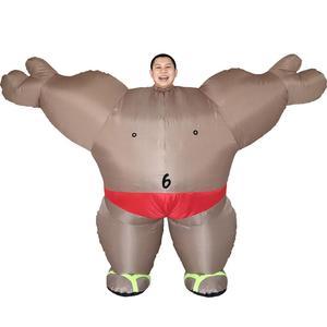 Image 5 - Costume gonflable pour entraîneur personnel, combinaison fantaisie pour hommes et femmes adultes fête dhalloween carnaval Cosplay