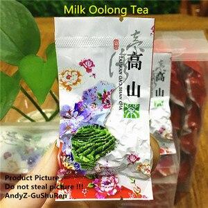Image 1 - 2020 тайваньский чай Jin Xuan с высокими горами, превосходное молочное олунговое молоко для заботы о здоровье, зеленый чай с молочным вкусом Dongding Oolong