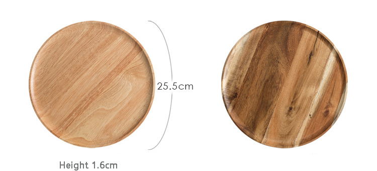 Wood-Serving-Tray-Round-Dessert-Plate-Tea-Coffee-Toast-Plates-Desserts-Wooden-Fruit-Food-Display-Platter-Home-Table-Decor-08