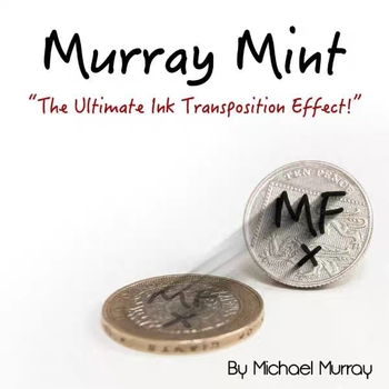 Murray Mint by Michael Murray MAGIC TRICKS~ image