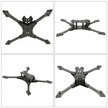 X structure Through The Rack Falcon-220MM Carbon Fiber Four-Wheel Drive Race Drone Vehicles Remote Control Toys Quadcopter seeing through race page 9
