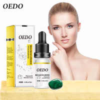 OEDO Shrink Pores Oligopeptide Malachite Liquid Face Serum Whitening Plant Skin Care Anti Aging Anti Wrinkle Cream 10ml