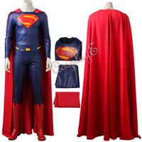 Superman Costume Justice League Cosplay Clark Kent Full Set Custom Made