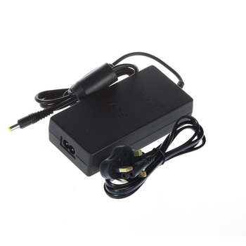 100 pcs US/EU/UK/AU Plug AC Adapter Charger Cord Cable Supply Power For PS2 Console Slim Black
