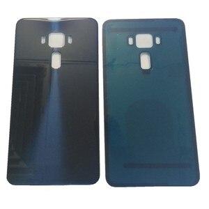 Image 3 - Azqqlbw For Zenfone 3 ZE552KL Z012DE Battery Cover Case Back Door Back Housing  Battery Cover Replacement Parts Original Case