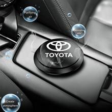 Car Air Freshener Instrument Seat UFO Shape for Toyota Camry Corolla RAV4 C-hr car Accessories