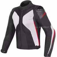 New Arrival!Dain Super Rider D dry Jacket Motorcycle Riding Men's Mesh Leather Jacket