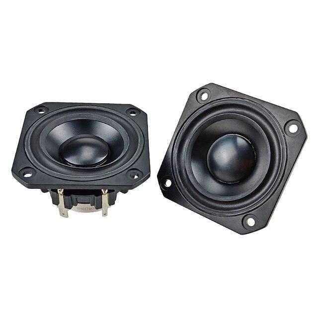2.5 inch full range speaker4ohm 10W 2PCS 4