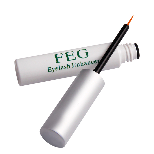 FEG Eyebrows Eyelash Enhancer Feg Original Rising Eyebrow Growth Serum Long Thicker Cosmetics Set crescer sobrancelha crece ceja 3