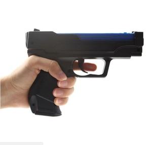 Image 5 - Luce Pistola impugnatura a Pistola Tiro Sport Video Game per Wii Remote Controller di vibrazione pistola della pistola per W i i maniglia del gioco