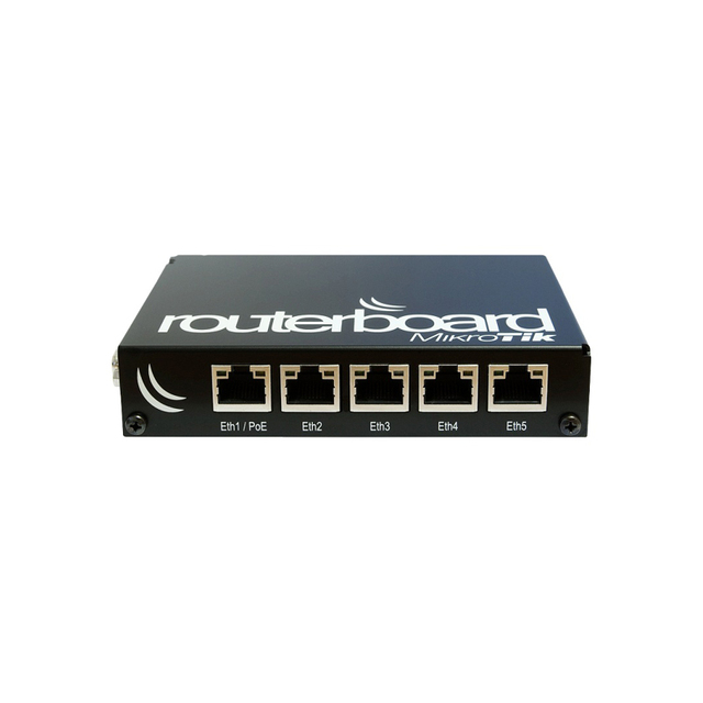 Mikrotik RB850Gx2 Routerboard 850G Dual Core 500MHz 512MB 5port Gigabit OSL5 PowerPC