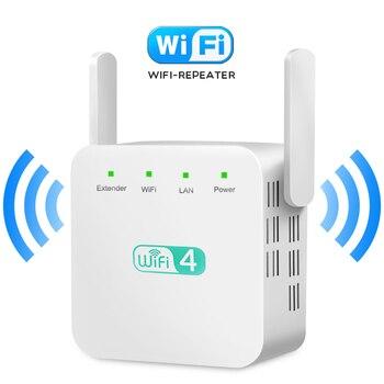 5G WiFi répéteur WiFi Extender 2.4G sans fil WiFi Booster Wi-Fi amplificateur longue portée Wi-Fi répéteur de Signal Wi-Fi Point d'accès Wi-Fi