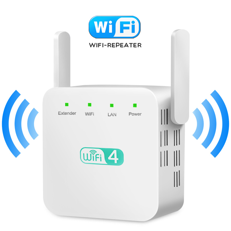 5G WiFi Repeater WiFi Extender 2.4G Wireless WiFi Booster Wi Fi Amplifier Long Range Wi Fi Signal Repeater Wi-Fi Access Point
