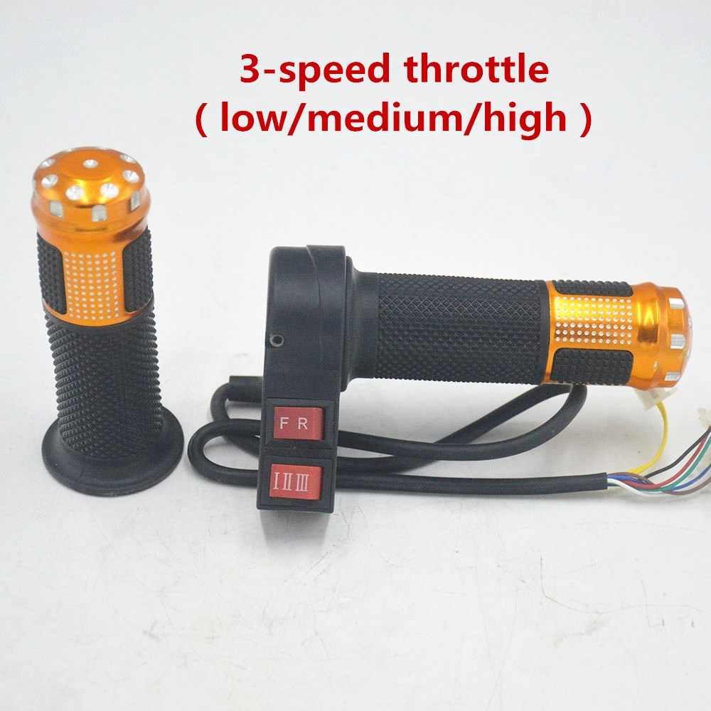 72V 3000W Scooter électrique moteur avec contrôleur accélérateur clé kit de verrouillage pour Scooter électrique E vélo e-car moteur moto partie