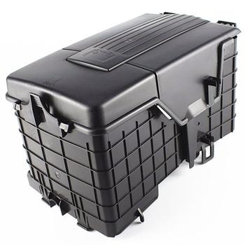 SCJYRXS pokrywa baterii obudowa ochronna pyłu dla Passat B6 Golf MK5 MK6 A3 Yeti Seat Leon 1KD915335 1KD915336 1KD915443 tanie i dobre opinie 20cm China FRONT 33cm Plastic 1KD 915 335 1KD 915 336 1KD 915 443 575g Battery box cover dust cover 1K0 915 443A