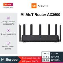 Xiaomi – Mi AIoT routeur AX3600 Six Core, Version globale, wi-fi 3 gigabit, double fréquence, cryptage du réseau WPA3