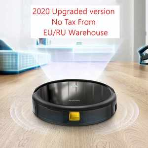 Image 1 - REALFREED A3 Robot Vacuum Cleaner,Route planning,Turbo brush,3000Pa suction,Map Display on Wifi APP,Large water tank