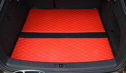 Niestandardowe specjalny samochód maty do bagażnika dla chevrolet aveo CRUZE CAPTIVA żagiel TRAX Equinox Malibu wodoodporne trwałe Cargo dywany