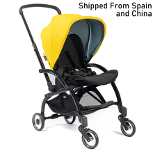 Urban One-Piece Fold Two Facing Baby Stroller with Reversibl