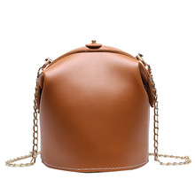 Internet celebrity WOMEN'S Bag New Style 2020 Shoulder Women's Versatile Fashion Korean-style Color Bucket