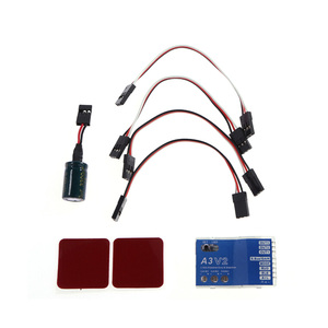 Image 5 - 3 Axis Gyro A3 V2 Aeroplane Flight Controller Stabilizer for RC Airplane Fixed wing Copter
