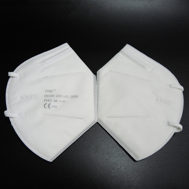 10/5pcs Reusable Mask FFP2 KN95 Face Mask Respirator Anti Dust PM2.5 Protective Anti Pollution FFP2 KN95 Face Masks Filter 1