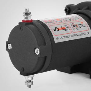 Image 5 - ไฟฟ้า Winch รอก 12V Winch 1360kg / 3000lbs Winch ไฟฟ้าที่มีรีโมทคอนโทรล (1360 กก.) ฟรีจัดส่ง