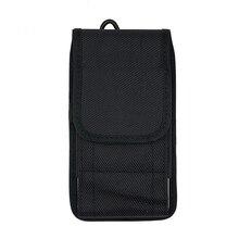 Telefon çanta Samsung Galaxy S20 Ultra artı A71 A51 A41 not 20 10 artı A70 A50 A20 A20e S9 s8 artı S7 kenar kemer klipsi bel çantası