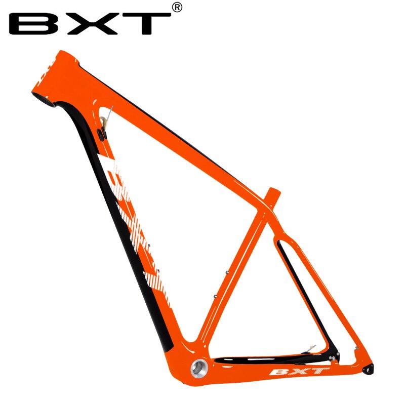 Full Carbon Mtb Mountain Bikes Frame 29er T800 Chinese Carbon Bicycle Frame Mtb 29er 142x12mm 148x12mm Plus Bike Carbon Frame