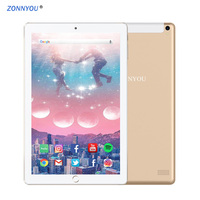 New 10.1 Tablet PC Android 8.0 Support Google Play 4G/3G Call Octa Core 6GB+128GB Wi Fi Bluetooth Super Tablet PC+Keyboard