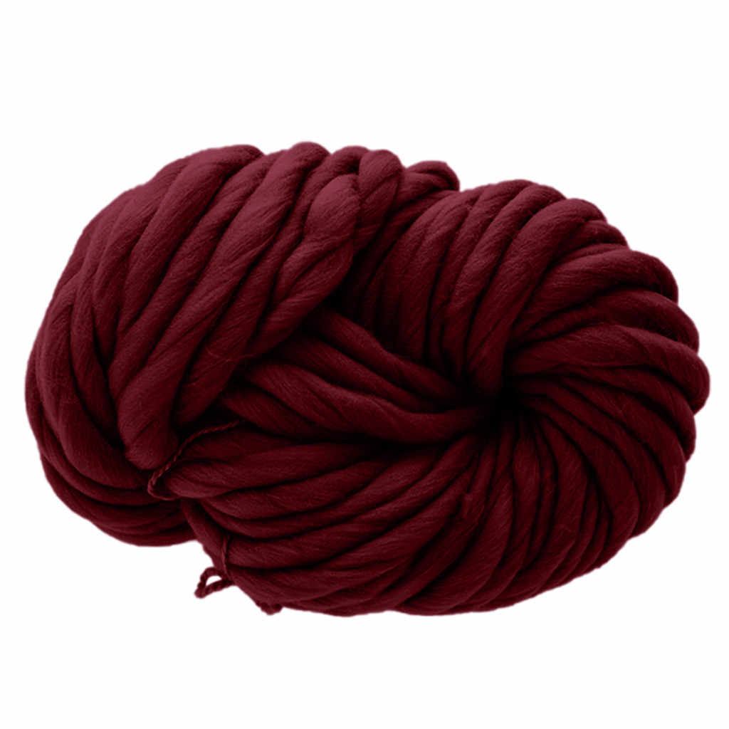 270g süper örme battaniye tıknaz iplik yumuşak kalın kol fitil hantal yün iplik DIY tığ iplik örgü battaniye şapka eşarp 7P