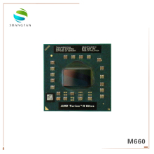 Processor-Socket Mobile M660 Turion-Ii TMM660DB023GQ Cpu AMD Ultra-Dual-Core 2M Latop
