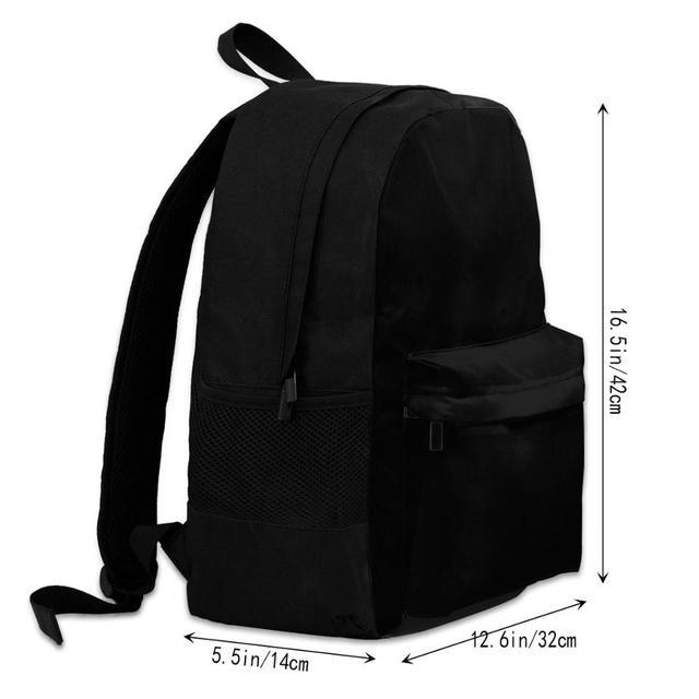 Bankroll taze sokak para dünya çapında tuzak Logo marka erkek Slim Fit kadın erkek sırt çantası dizüstü seyahat okul yetişkin