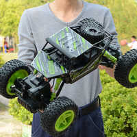 1:18 4wd rc cars 2.4G remote control car Toys car remote Buggy Trucks Off-Road Trucks Toys for Children gift