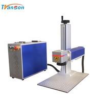 20W 30W 50W Fiber Laser Marking Machine Laser Engraver for Metal Plastic Jewelry Laser Marking Machine Tools Laser Marker