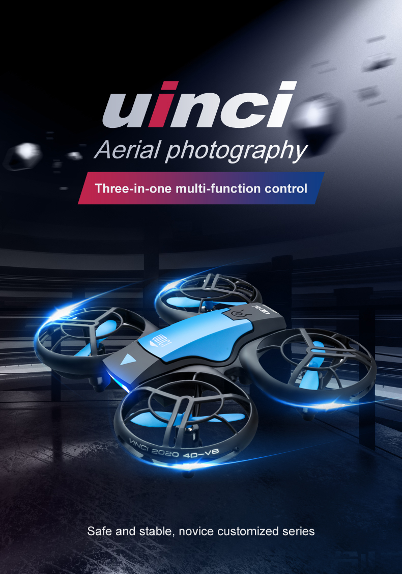 Aerial Wireless RC Aircraft
