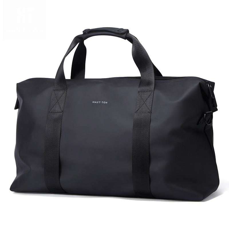 Hand-held Oxford Cloth Bag Fitness Outdoor Short-distance Travel Handbag Fashion Bag