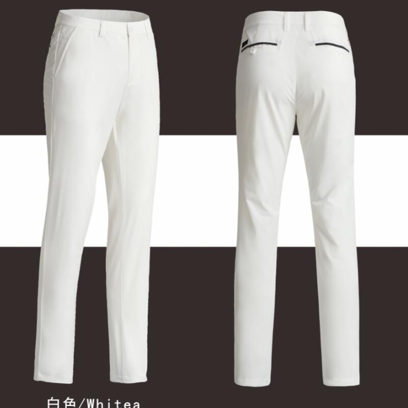 2020 new golf pants spring thin quick dry trousres golf clothing men Elastic cloth