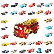 Kids Toy Disney Pixar Die-Casting Car-Metal-Alloy Racing Matt Lightning Mcqueen Jackson Storm